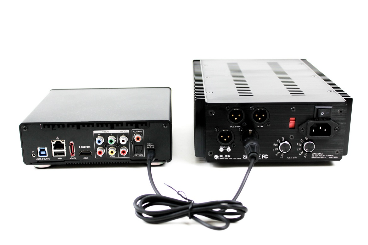 Hdplex 200w Linear Power Supply Multi Rail Output Circuit For Low Noise Audio