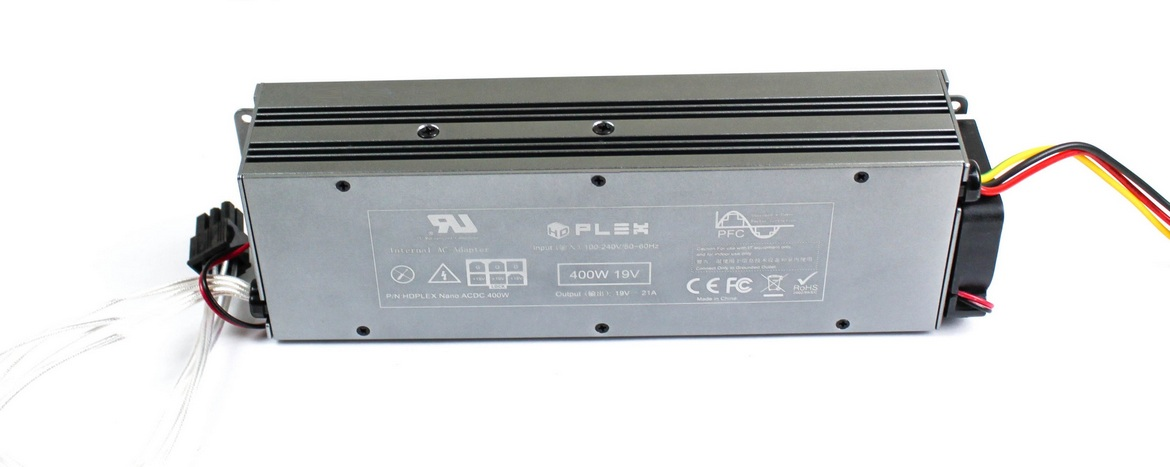 HDPLEX 400W AC-DC Adapter Internal