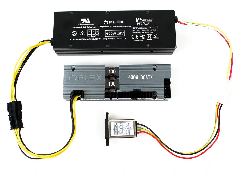 Hdplex 400w Hifi Dc Atx Converter 450 W Smps Circuit Diagram Nanoatx Combo